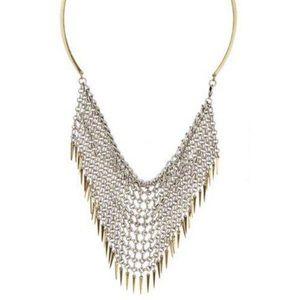 Jenny Bird 'Jagger' Bib necklace